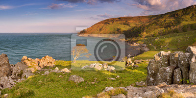 Murlough Bay on the Causeway Coast of Northern Ireland