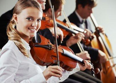 Cuadro Música clásica