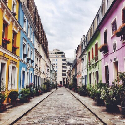 Cuadro Nada Colina de París