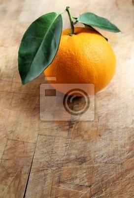 Cuadro naranja