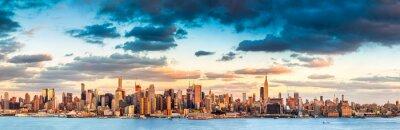 Cuadro New York City panorama