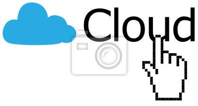Cuadro Nube