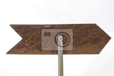 Orientación de Rusty - Flecha derecha