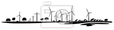 Paisaje de Energías Renovables