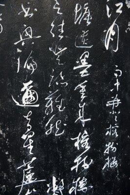 Cuadro Palabras chinas antiguas
