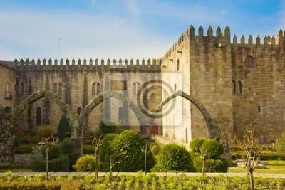Palacio Arzobispal, Braga, Portugal