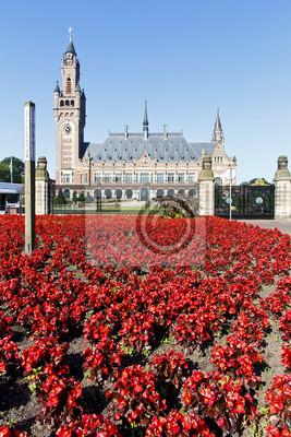 Palacio de la Paz, Sede de la Corte Internacional de Justicia