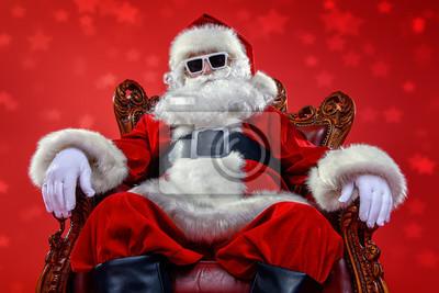 Papá Noel moderno