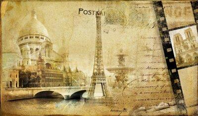 Paris paris .. serie vintge PhotoAlbum