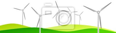 Parque eólico windräder