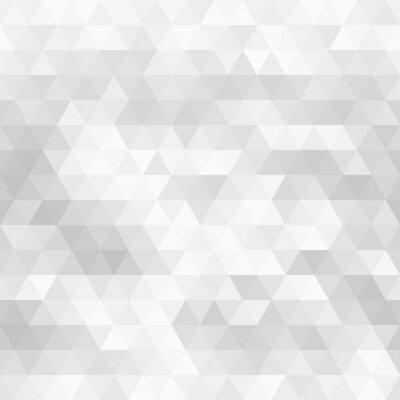 Cuadro Patrón de fondo transparente blanco