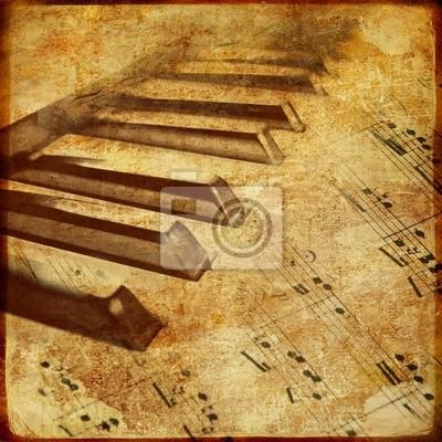 piano viejo - fondo musical