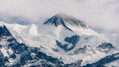 Cuadro Pico en Nepal