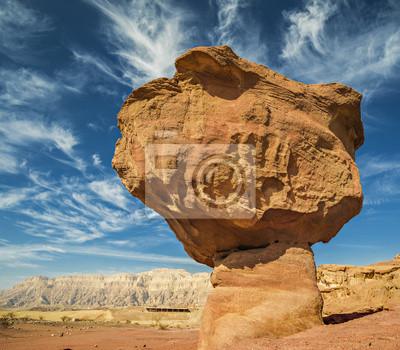 Piedras del parque geológico - Timna, Israel