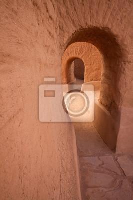 Portal, Pecos National Historic Park
