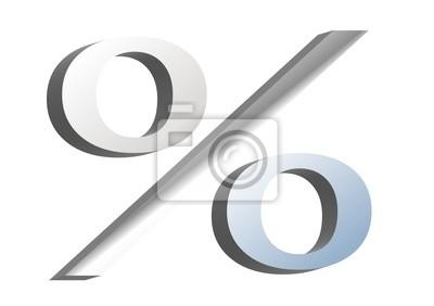 Cuadro pourcentage 3d