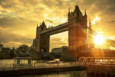 Cuadro Puente de la Torre de Londres