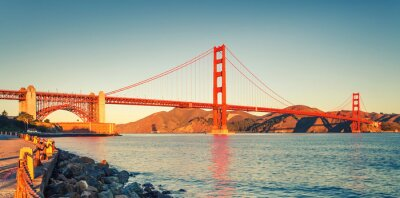 Cuadro Puente Golden Gate