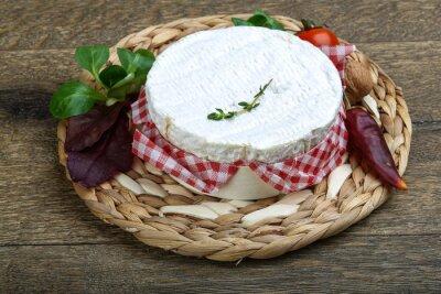 Cuadro queso Camembert