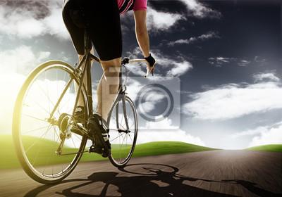 Cuadro Racing Bike
