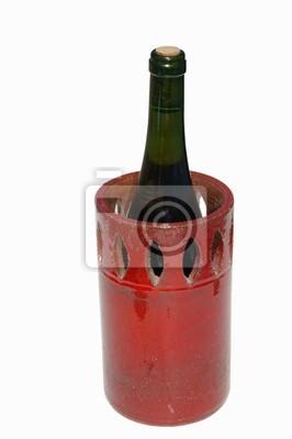 rafraichisseur avec bouteille