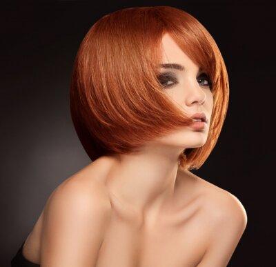 Cuadro Red Hair. Imagen de alta calidad.