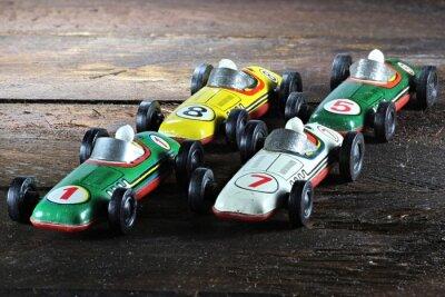 Cuadro Rennwagen 01