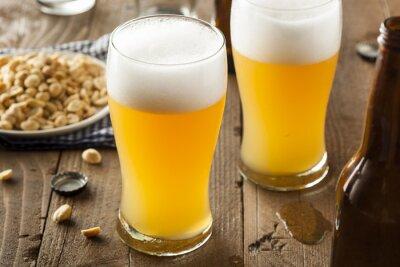 Cuadro Resfreshing Golden Lager Beer