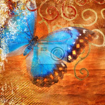 resumen de antecedentes con la mariposa azul