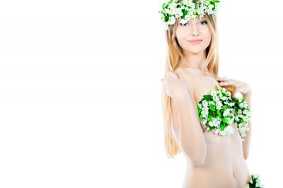 ropa florales