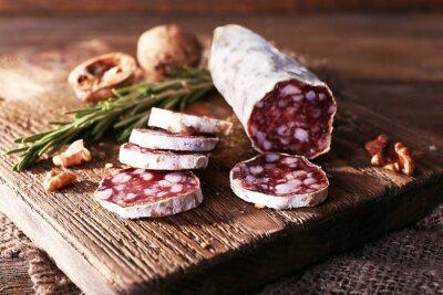 Cuadro Salami francés