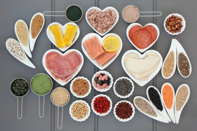 Cuadro Salud y Dieta