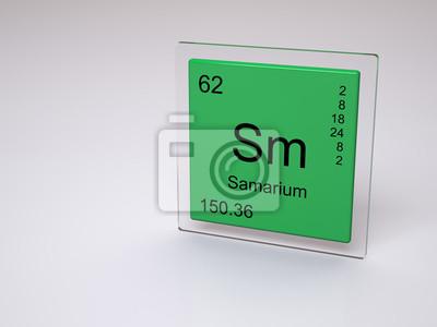 Samario smbolo sm elemento qumico de la tabla peridica cuadro samario smbolo sm elemento qumico de la tabla peridica urtaz Image collections