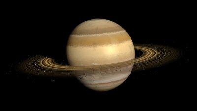 Cuadro Saturno