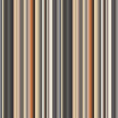Cuadro Seamless pattern of colorful stripes