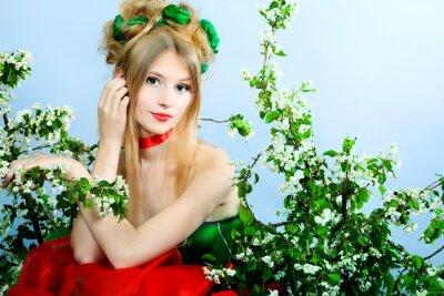 señora primavera