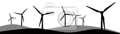Silueta Windpark