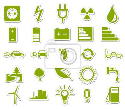 Símbolos del medio ambiente