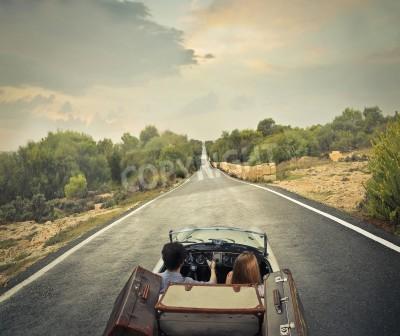 Cuadro Solitary road