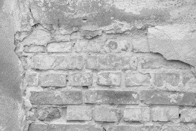 Cuadro Stary jasny mur