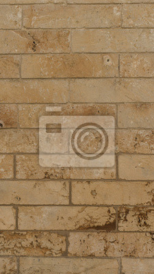 Stonewall textura de color marrón amarillento