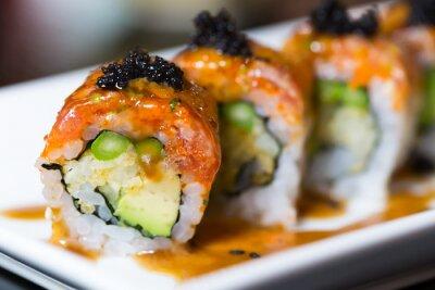 Cuadro Sushi roll
