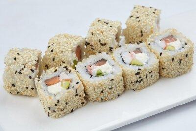 Cuadro Sushi sabroso