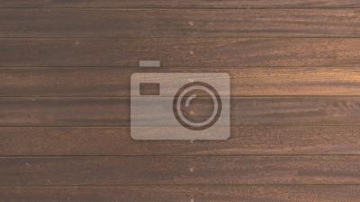 Tablas de madera de color marrón oscuro primer plano