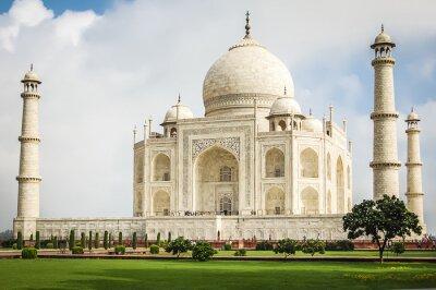 Cuadro Taj Mahal