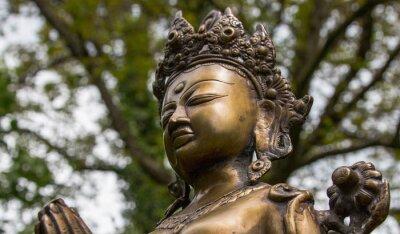 Cuadro Tara-cabeza, Nepal