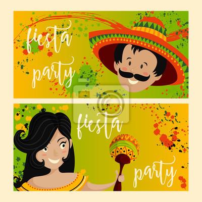 Tarjeta De Felicitación Hermosa Invitación Para El Festival