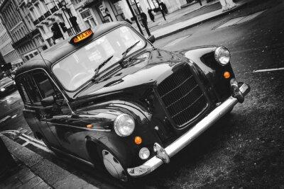 Cuadro taxi