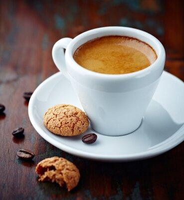 Cuadro Taza de café express