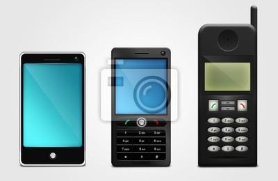 Cuadro Teléfonos móviles